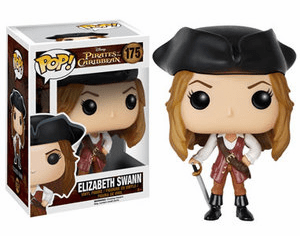 Funko Disney Pop Vinyl Pirates of the Caribbean Elizabeth Swann Figure