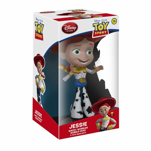 Funko Disney Toy Story Talking Jessie Wacky Wobbler