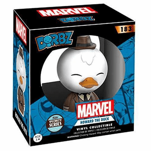 Funko Dorbz Guardians of the Galaxy Howard the Duck Vinyl Figure