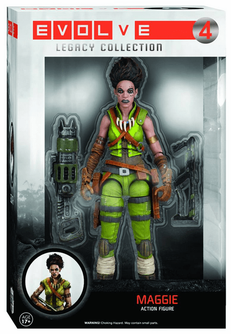 Funko Evolve Legacy Collection Maggie Figure