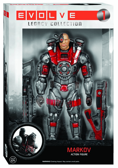 Funko Evolve Legacy Collection Markov Figure
