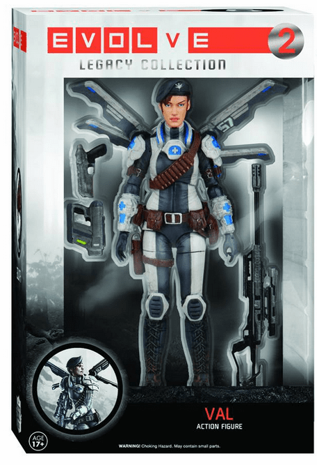 Funko Evolve Legacy Collection Val Figure