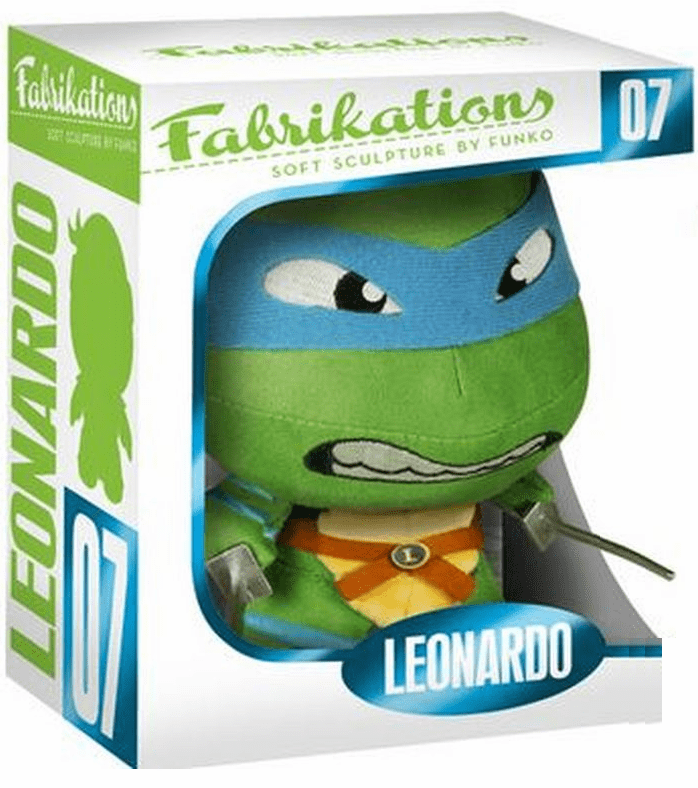 Funko Fabrikations Teenage Mutant Ninja Turtles Leonardo Plush