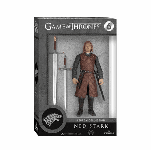 Funko Legacy Collection Game of Thrones Ned Stark Figure