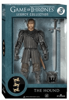 Funko Legacy Collection Game of Thrones The Hound Figure