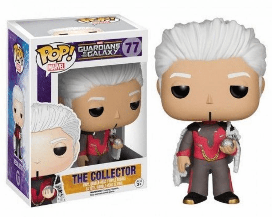 Funko Marvel Pop Vinyl 77 Guardians of the Galaxy Collector Figure
