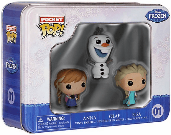 Funko Pocket POP Disney Frozen Mini Figures