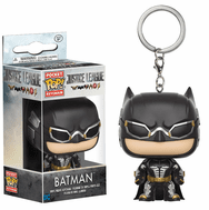 Funko Pocket POP! Justice League Batman Keychain