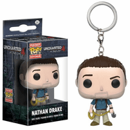 Funko Pocket POP! Uncharted 4 Nathan Drake Keychain