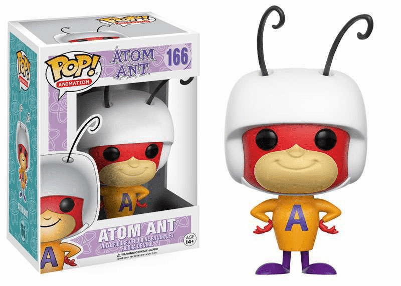 Funko Pop Animation Vinyl Atom Ant Figure