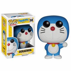 Funko Pop Animation Vinyl Doraemon Figure