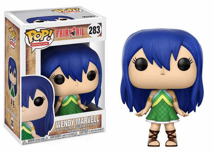 Funko Pop Animation Vinyl Fairy Tail Wendy Marvell Figure