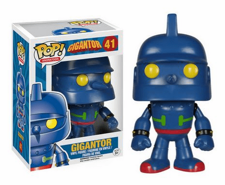Funko Pop Animation Vinyl Gigantor Figure