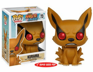 Funko Pop Animation Vinyl Naruto Kurama Figure