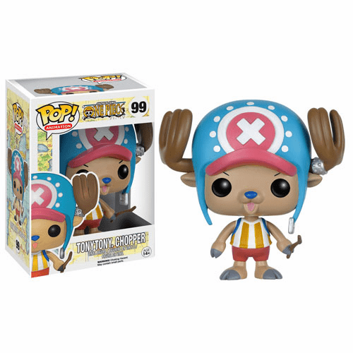 Funko Pop Animation Vinyl One Piece TonyTony Chopper Figure