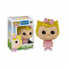 Funko Pop Animation Vinyl Peanuts Sally Brown Figure