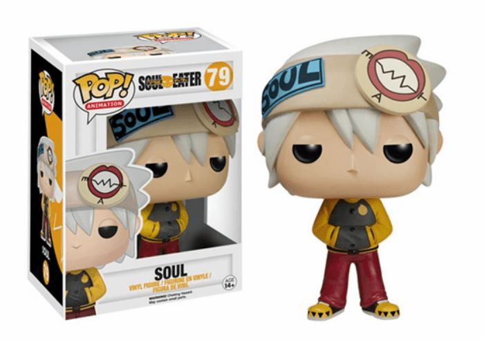 Funko Pop Animation Vinyl Soul Eater Soul Figure