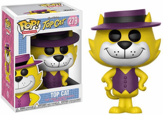 Funko Pop Animation Vinyl Top Cat Figure