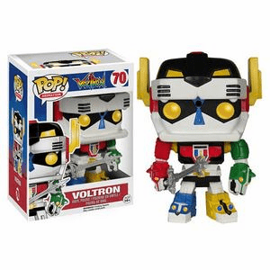 Funko Pop Animation Vinyl Voltron Figure