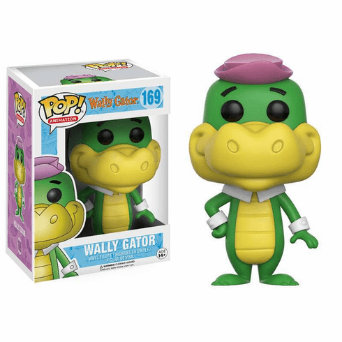 Funko Pop Animation Vinyl Wally Gator Figure