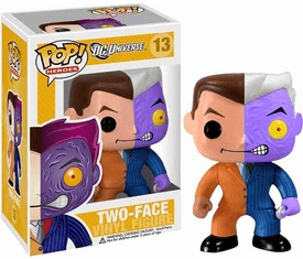 Funko Pop Heroes Vinyl 13 Two-Face Figure