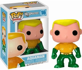 Funko Pop Heroes Vinyl 16 Aquaman Figure