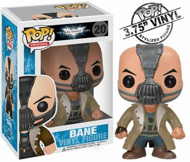 Funko Pop Heroes Vinyl 20 Dark Knight Rises Bane Figure