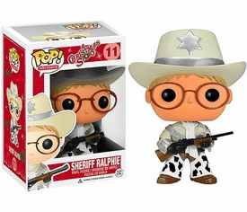 Funko Pop Holiday Vinyl 11 A Christmas Story Sheriff Ralphie Figure