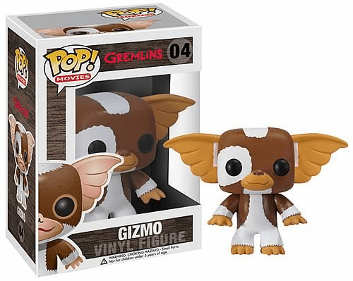 Funko Pop Movies Vinyl 04 Gremlins Gizmo Figure