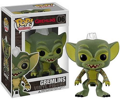 Funko Pop Movies Vinyl 06 Gremlins Gremlin Figure