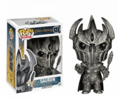 Funko Pop Movies Vinyl 122 Lord of the Rings Sauron Figure