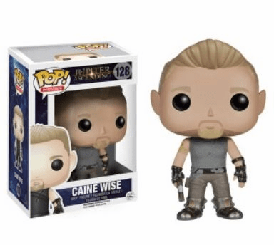 Funko Pop Movies Vinyl 128 Jupiter Ascending Caine Wise Figure