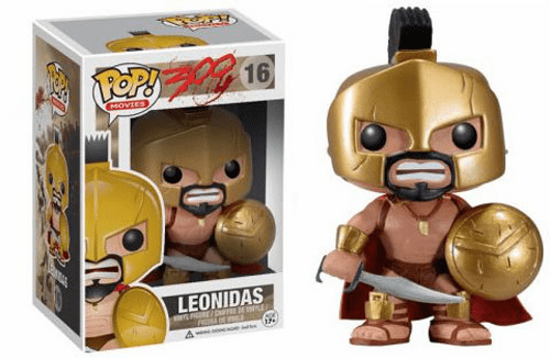 Funko Pop Movies Vinyl 16 300 King Leonidas Figure