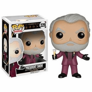 Funko Pop Movies Vinyl 229 Hunger Games President Snow Figure