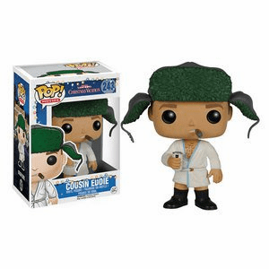 Funko Pop Movies Vinyl 243 National Lampoon Christmas Vacation Cousin Eddie Figure