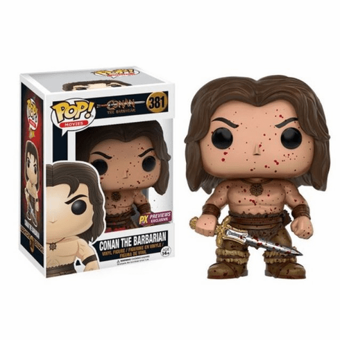 Funko Pop Movies Vinyl 381 Conan the Barbarian Variant Figure