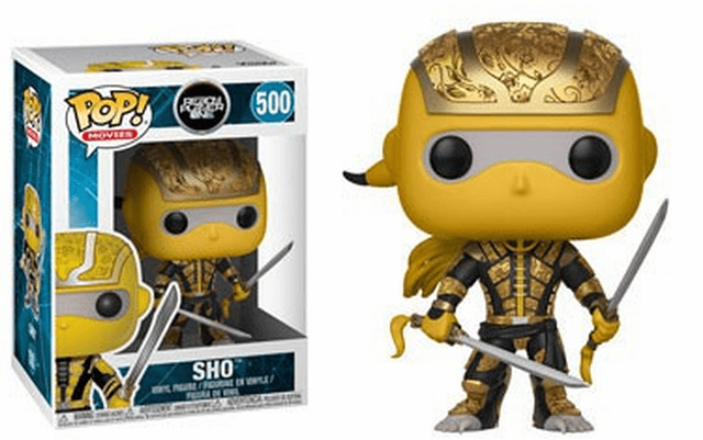 Funko Pop Movies Vinyl 500 Ready Player One Sho Figure