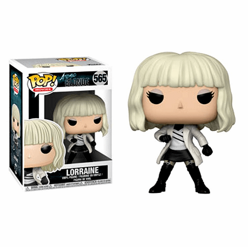 Funko Pop Movies Vinyl 565 Atomic Blonde Lorraine Figure