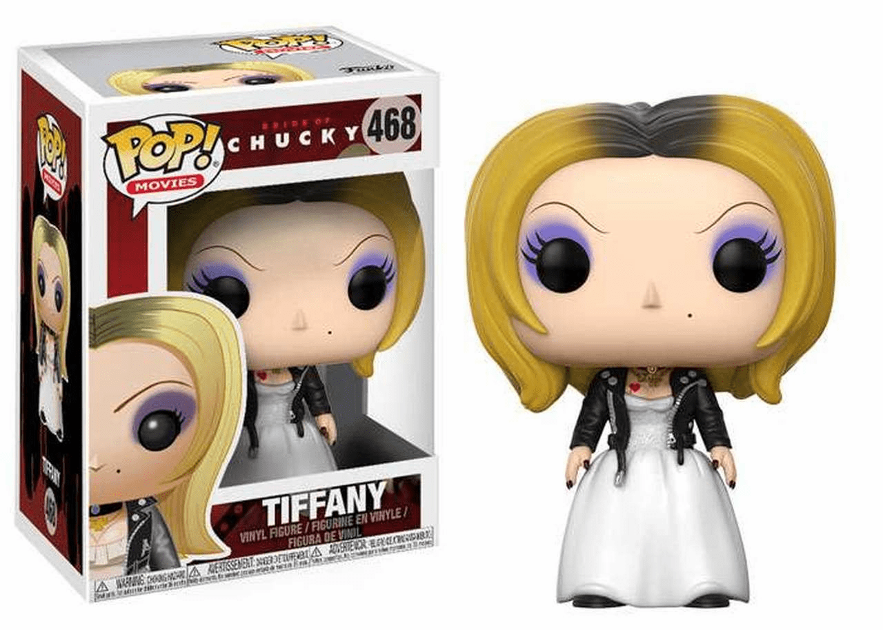 Funko Pop Movies Vinyl Bride of Chucky Tiffany Figure