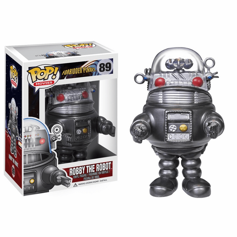 Funko Pop Movies Vinyl Forbidden Planet Robby the Robot Figure