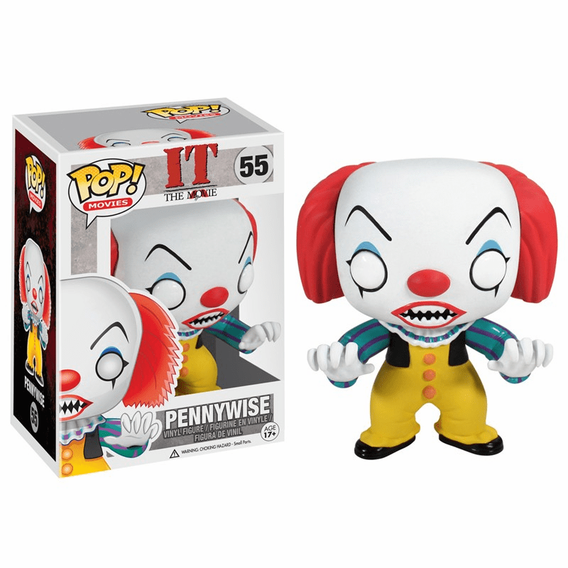 Funko Pop Movies Vinyl It the Movie Pennywise Figure