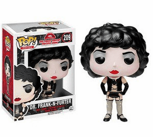 Funko Pop Movies Vinyl Rocky Horror Picture Show Dr. Frank N Furter Figure