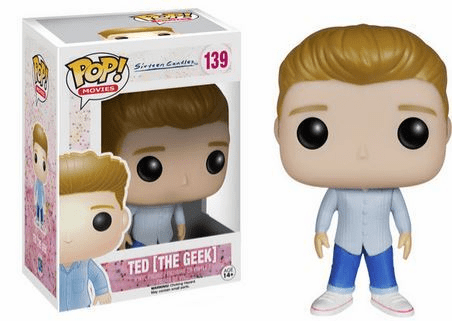 Funko Pop Movies Vinyl Sixteen Candles Ted The Geek Figure