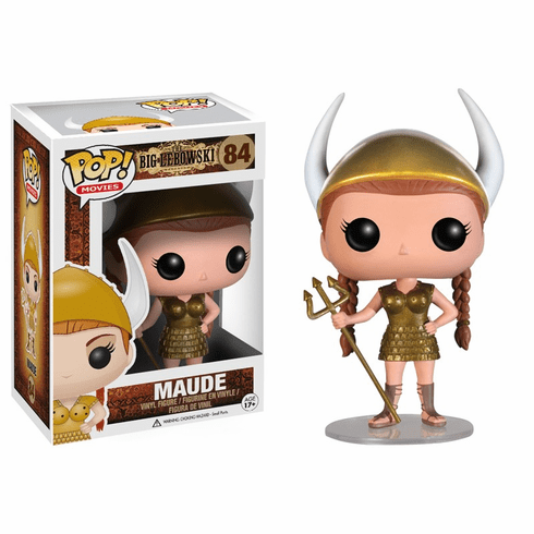Funko Pop Movies Vinyl The Big Lebowski Maude Figure