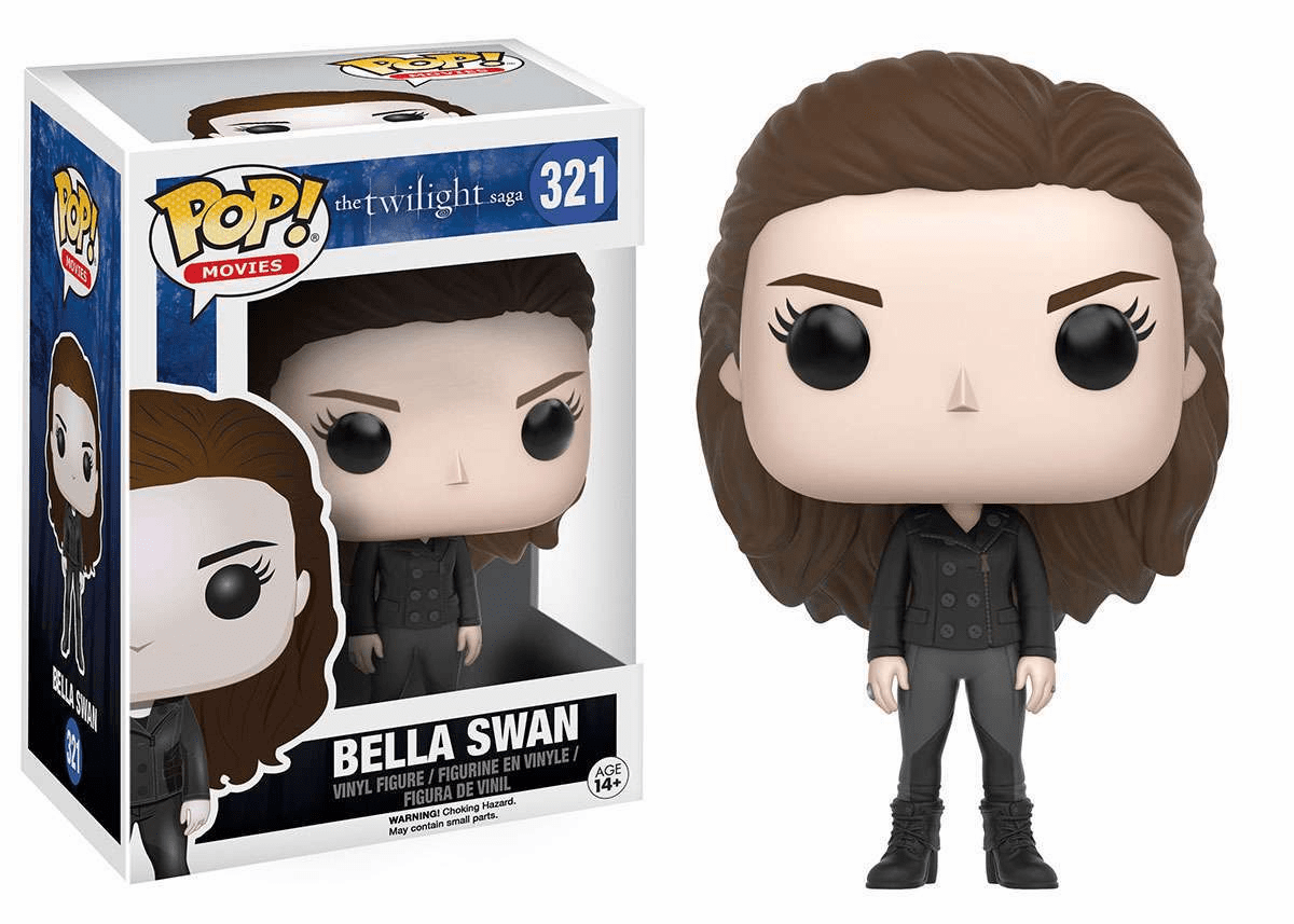 Funko Pop Movies Vinyl The Twilight Saga Bella Swan Figure
