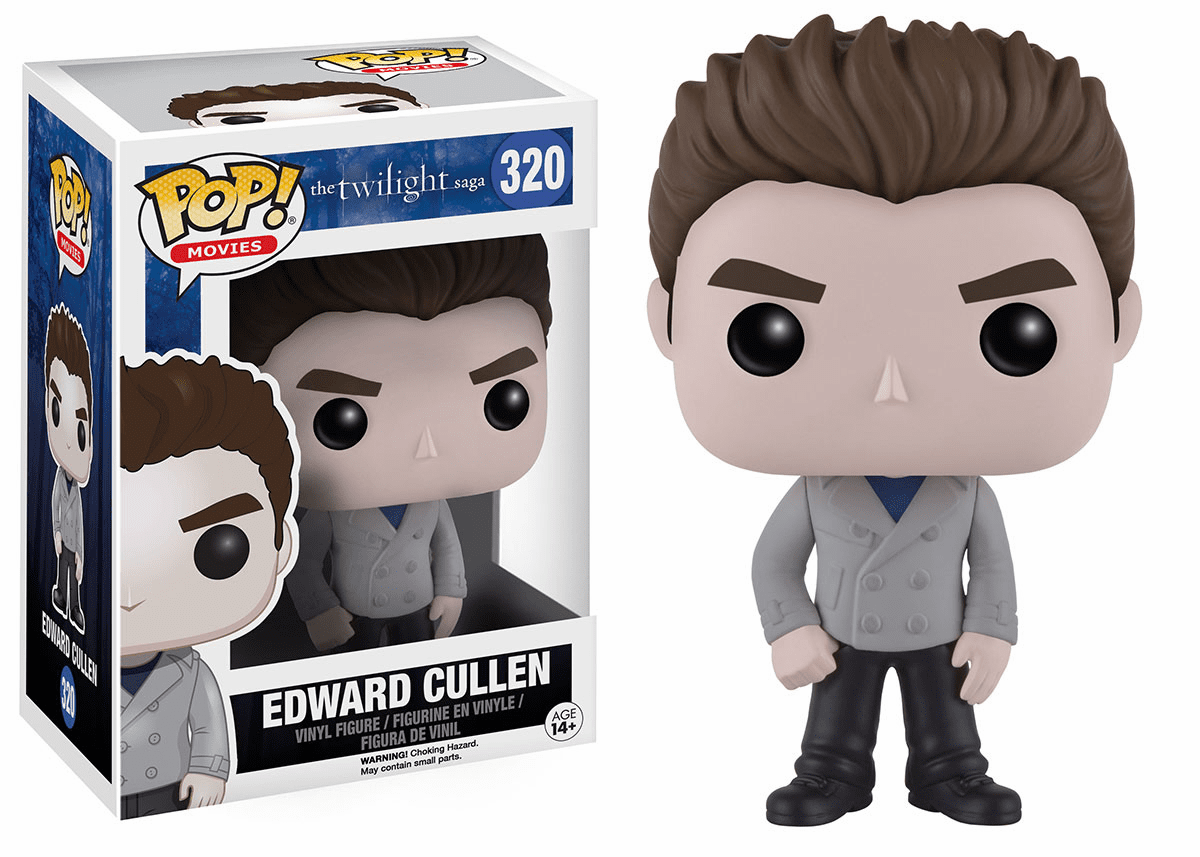 Funko Pop Movies Vinyl The Twilight Saga Edward Cullen Figure