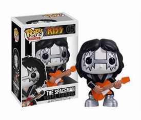 Funko Pop Rock Vinyl 05 KISS The Spaceman Figure
