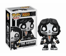 Funko Pop Rock Vinyl 07 KISS The Catman Figure