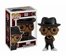 Funko Pop Rock Vinyl 10 RUN DMC DMC Figure