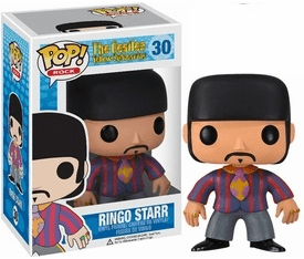 Funko Pop Rock Vinyl 30 Beatles Yellow Submarine Ringo Starr Figure
